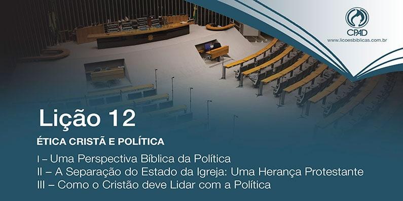 Ética Cristã e Política