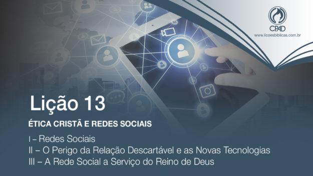 Ética Cristã e Redes Sociais